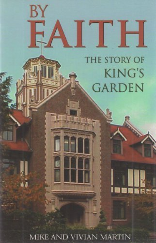 Download By Faith: The Story of King's Garden pdf epub