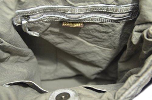 Taschendieb Wien Borsa a mano grigio