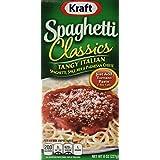 Kraft Tangy Italian Spag Dinner Kit 8 oz - 8 Unit Pack