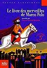 Le livre des merveilles de Marco Polo par Beaude