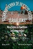 Sefarad Tierra de Huesos Secos: Israelitas Mezclados en Apellidos Judeoespañoles