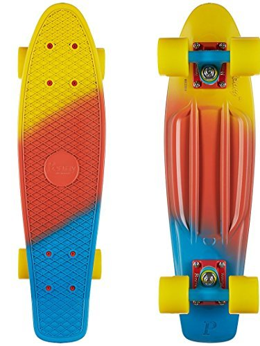 Penny 22 Complete B078YTDW1F by Skateboard - 2015 Collection - Complete Canary Painted Fade by Penny [並行輸入品] B078YTDW1F, ライフサポート よっしー:7579da3d --- integralved.hu