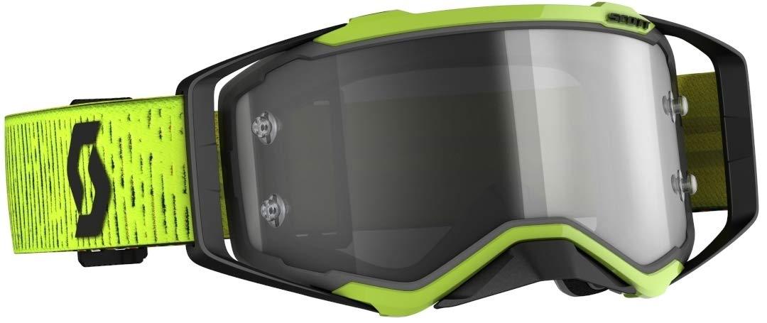Blk//Yel, one/_size Scott Unisex-Adult Goggle