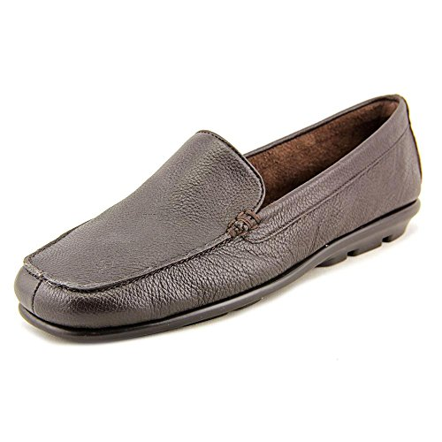 UPC 887711615415, Aerosoles Web Browser Womens Loafers Dark Brown Leather 8