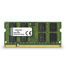 Kingston ValueRAM 2 GB 667MHz DDR2 SODIMM Memory (KVR667D2S5/2G) (Discontinued by Manufacturer)