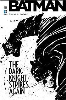 Batman : The Dark Knight strikes again par Miller