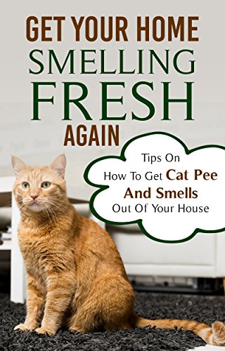 HOW TO GET YOUR HOME SMELLING FRESH AGAIN: Tips on How to Get Cat Urine and  Odors Out of Your House