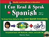 I Can Read and Speak in Spanish (Book + Audio CD)