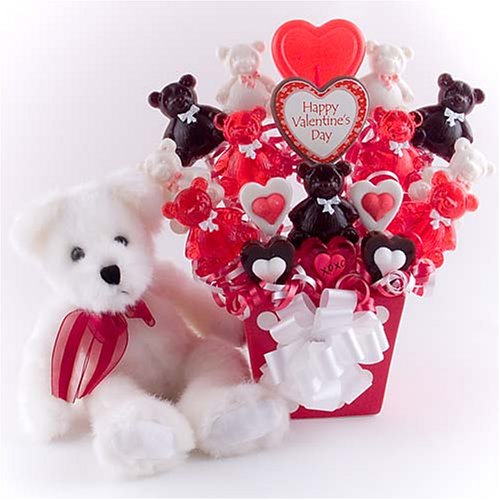 special bear bouquet