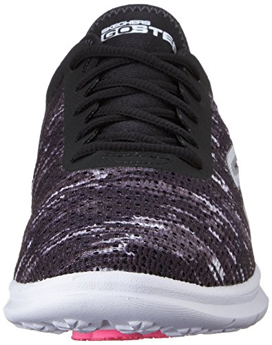 Black Baskets Step Noir Basses Go Skechers White Femme Tf7vfP