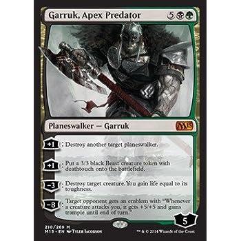 Garruk The Veil Cursed