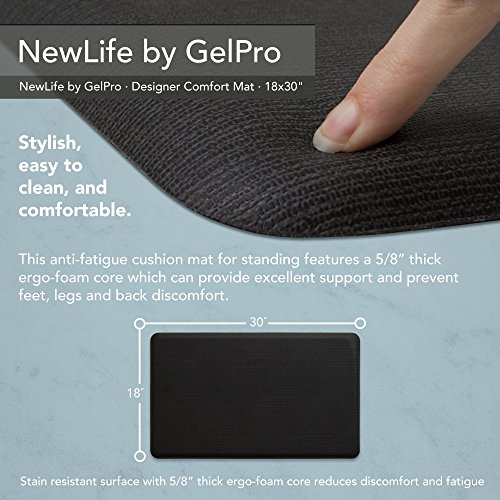 Newlife By Gelpro Anti Fatigue Designer Comfort Kitchen