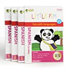 Little Pim: 3-Pak Spanish for kids - Vol. 1