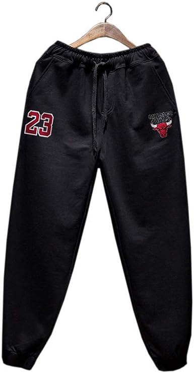 Pantalones de chándal de Baloncesto Bull 23 para Hombre ...
