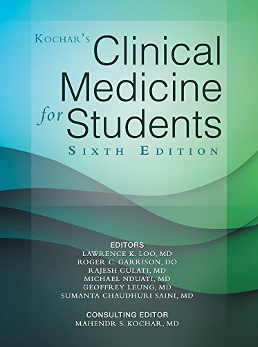 Kochars clinical medicine for students sixth edition kindle kochars clinical medicine for students sixth edition by loo md macp et al fandeluxe Gallery