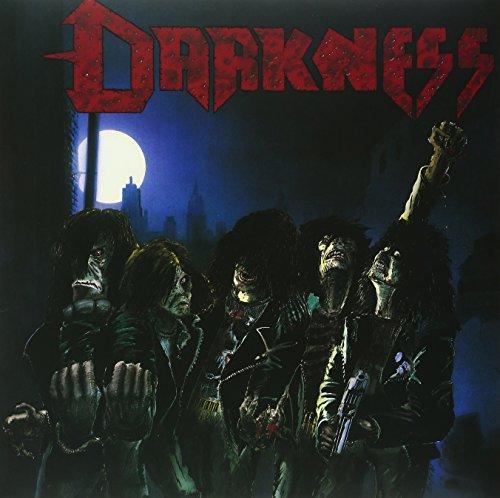 Darkness: Death Squad (Poster,Cardboard Lyric Insert,Ble-R [Vinyl LP] (Vinyl)