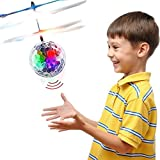 TOP Gift Gifts for Teen Boys Girls, RC Flying Ball Helicopter Toys for 3-12 Year Old Girls Boys TGFLB06