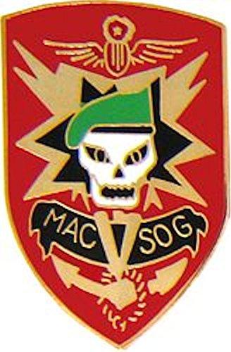 MAC V SOG Small Hat Pin (Sog Pin)
