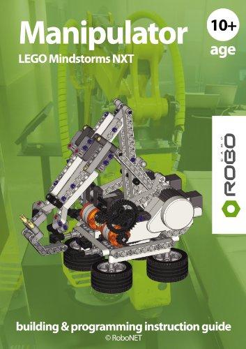 Amazon.com: Manipulator LEGO NXT (LEGO NXT building & programming ...