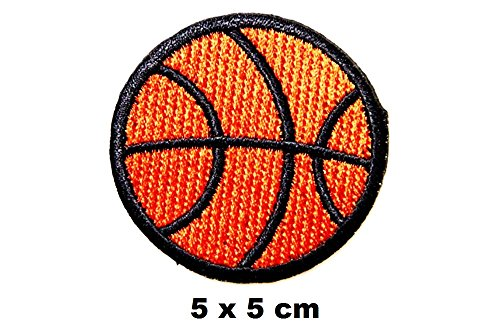 Basketball Ball NBA sport patch Iron on Logo Vest Jacket cap Hoodie Backpack Patch Iron On/sew on pa