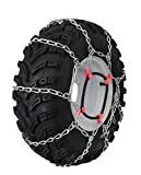 Grizzlar GTU-415 Garden Tractor 4 Link Ladder Alloy Tire Chains Tensioner included 20x10.00-10 20x10.00-8 20x9.00-10 21x8.00-10