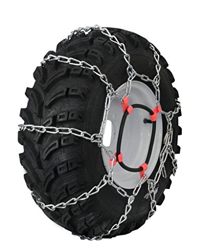 Grizzlar GTU-423 Garden Tractor 4 Link Ladder Alloy Tire Chains Tensioner included 23x9.50-12 24x8.00-14 24x8.50-12 24x8.50-14 by Grizzlar (Image #3)