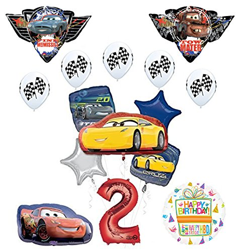 Mayflower Products Disney Pixar Cars 3