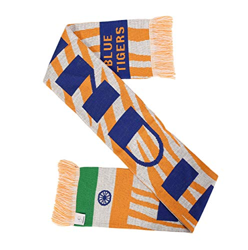 India Soccer Knit Scarf