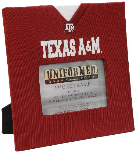 UNIFORMED Texas A and M University Picture Frame, 4 by 6-Inch]()