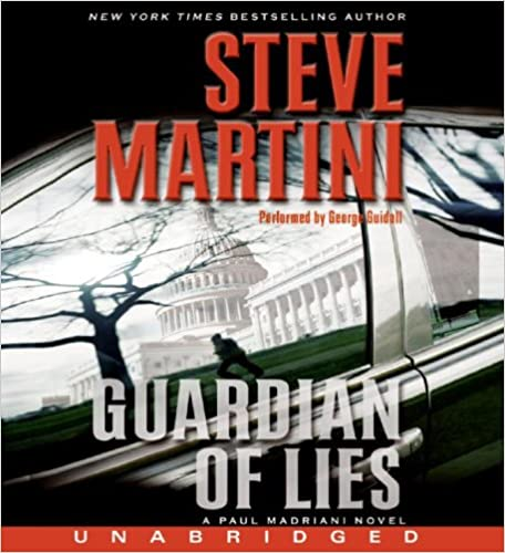Guardian of Lies (Paul Madriani Novels)