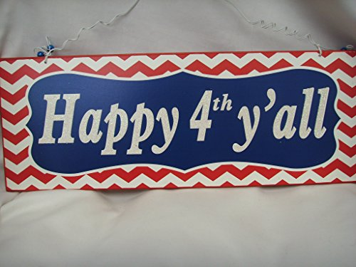 4th-of-july-fourth-wooden-wall-door-hanging-155-home-decor-happy-4th-yall
