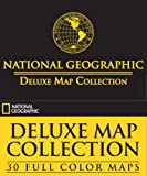 National Geographic Deluxe Map Collection, U. S. National Geographic Society Staff, 1600772773
