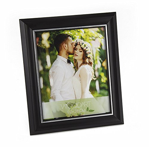 8 by 6 picture frame silver - 8