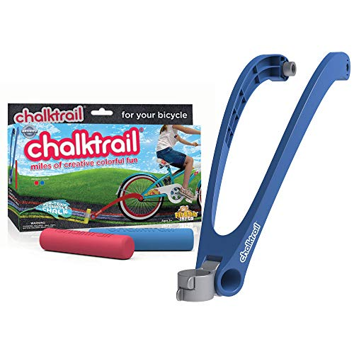 Fat Brain Toys Chalk Trail - Blue