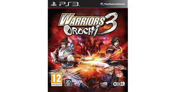 Warriors Orochi 3 [Importación inglesa]: Sony PS3: Amazon.es ...