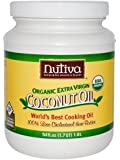 Nutiva Certified Organic Virgin Coconut Oil -- 54 fl oz