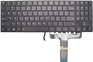 New Keyboard Replacement for Lenovo Legion Y7000P Y530 Y530-15ICH Y540-15IRH Y540-15IRH-PG0 Keyboard US Black with Backlit