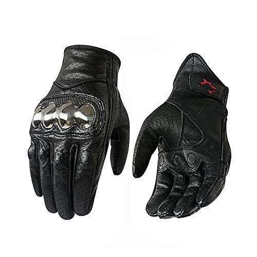 Men'S Touchscreen Motorcycle Gloves