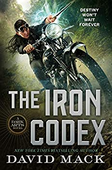 The Iron Codex: A Dark Arts Novel Kindle Edition by David Mack