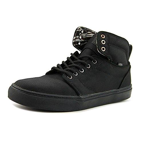 Bestelwagen Alomar Tijger Clash Zwart / Zwart Fashion Sneaker Heren Schoenen Zwart / Zwart