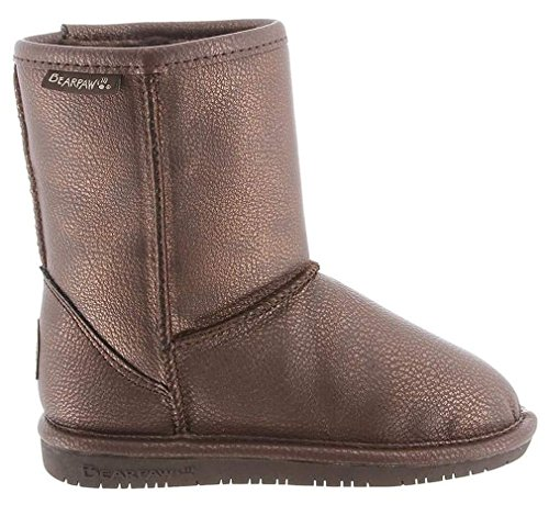K Chocolate BEARPAW Emma Bronze Kids' XfxXCwE