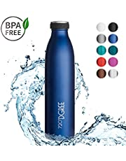 """720°DGREE Thermo Water Bottle """"milkyBottle"""" - 350ml, 500ml, 750ml, 1l 