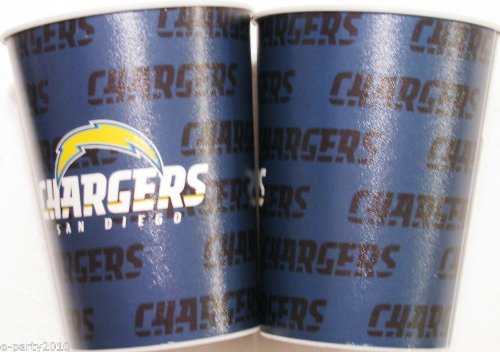 San Diego Chargers Plastic (Party San Diego Halloween)