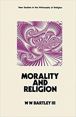 Book Morality and Religion (New Studies in the Philosophy of Religion)