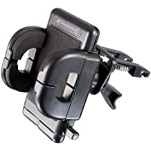 Bracketron PHV-202-BL Grip-iT GPS and Mobile Device Holder (Black)