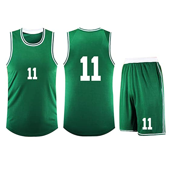 reputable site 64225 8e108 GY Kyrie Irving 11 Basketball Jersey Mens Bel Academy ...