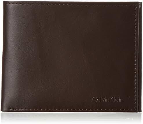 Calvin Klein Men's Calvin Klein Bookfold Wallet