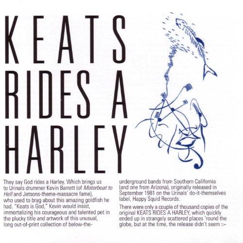 Keats Rides A Harley -