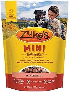 product image for Zuke's Mini Naturals Dog Treat Savory Salmon