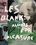 Criterion Collection: Les Blank: Always for Pleasure (Special Edition) [Blu-ray]